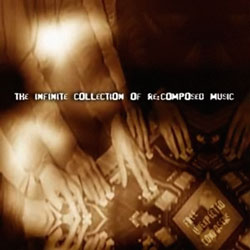 cover of recomposed collection