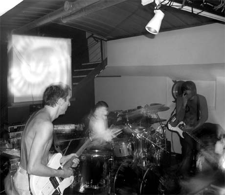 S.P.O.R.T. live on stage in 2004