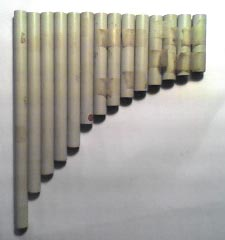 panflute retuned