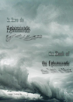 the book of the Ephemerode (small cover)