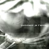 Comment Je t'Aime mini CD cover