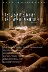 Les Lezards Etranges des Univers Improbables: episode 2 (cover small)