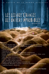 Les Lezards Etranges des Univers Improbables: episode 3 (cover small)