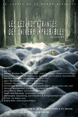 Les Lezards Etranges des Univers Improbables: episode 4 (cover small)