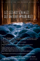 Les Lezards Etranges des Univers Improbables: episode 5 (cover small)